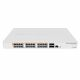 CRS328-24P-4S + RM Gigabit Switch with 24 RJ45 ports and 4 SFP ports in 19 inch housing