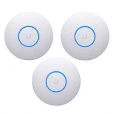 UniFi nanoDH 3-Pack - without PoE Injectors
