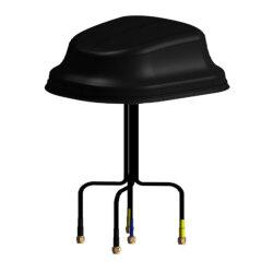 4G / GPS / GLONASS Omni Antenna | 4dBi, 4G Multi Band, IP67, Multi WAN, 1.5m Cable
