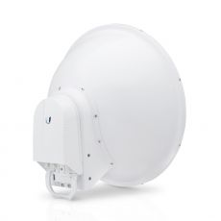 Rear of the airFiber Dish antenna
