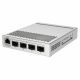 MikroTik CRS305-1G-4S+IN with 4 SFP Ports
