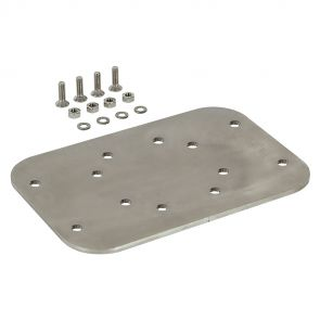 TravelConnector MP4A-GLUE mounting plate