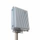 Aluminum case for outdoor use suitable for various MikroTik boards and WiFi access points