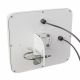 Absolutely weatherproof - suitable for use as 4G outdoor antenna