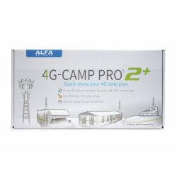 ALFA Network 4G Camp Pro 2+ - Set for mobile 4G reception