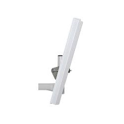 2.4 GHz Cyberbajt V-LINE 13 WiFi sector antenna, 180 ° horizontal, 13dBi