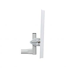 Cyberbajt V-LINE 13 - Lateral view with N socket and mounting bracket