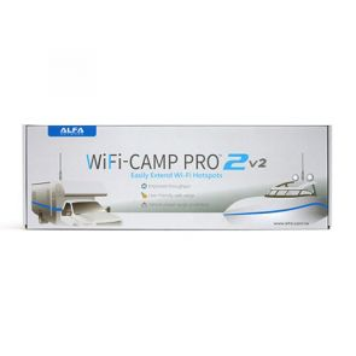 ALFA WiFi Camp-Pro 2v2 Range Extender Kit