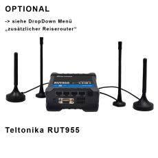 TravelConnector TCS-LAN-12   WiFi system for campers, 12dBi antenna, weatherproof