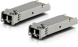 Ubiquiti UF-MM-1G Multi-Mode SFP Transceiver Pair