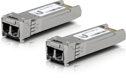 Ubiquiti UF-MM-10G Multi-Mode SFP Transceiver Pair