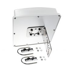 Detailed view of mounting system
