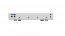 back of RUTXR1 router with connectors