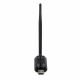 ALFA Network AWUS036NEH WiFi USB adapter with Ralink RT3070 chip and external WiFi antenna