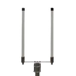 4G multiband fiberglass omni antenna with 9dBi gain and N...