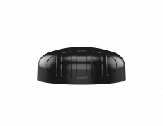 Side View Poynting Antenna in black