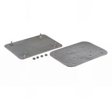 TravelConnector KM41-GLUE mounting plate for vehicles
