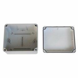 Gehäuse   Kunststoff, Wetterfest, IP65, 24.1 x 18 x 9.5cm