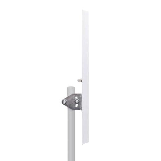 Cyberbajt V-LINE 15 2.4GHz WiFi sector antenna, 180 ° horizontal beandwidth, vertical polarization, 15dBi